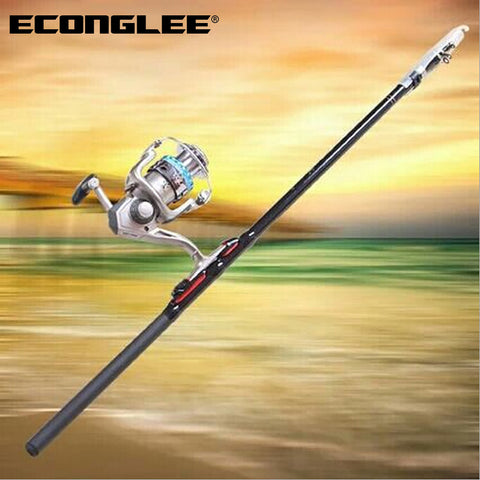 Free Express Shipping Wholesale Fiberglass Fishing Rods Angeles Fishing Gear Hand Sea Pole FD0014