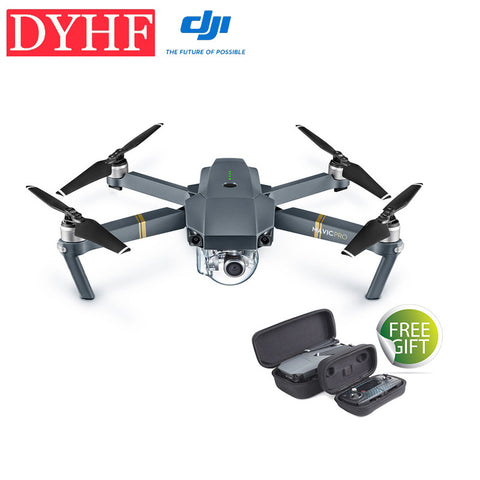 In stock!  DJI Mavic Pro OcuSync Transmission FPV With 3Axis Gimbal 4K Camera Obstacle Avoidance RC Quadcopter Camera Drone