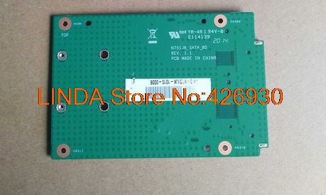 Laptop SSD HDD Board FOR ASUS N751 N751J N751JK N751JX new