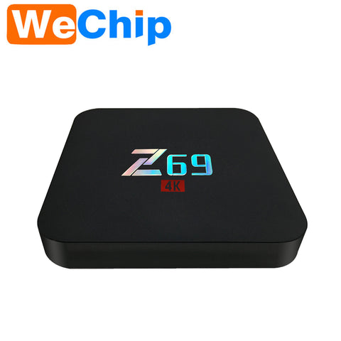 2017 Newest Z69 Android 7.1 3G 32G Cheaper than X96 H96 Pro Android Tv Box 2.4G Wifi S905X Penta-Core(2.0GHz) HD 4K Smart Tv Box