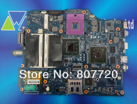 New  non-integrated MBX-165 MS91 motherboard for sony VGN-FZ15,FZ25,FZ35,FZ17,FZ37 PCG-391T PCG-381T PCG-391N PCG-3A2 ect.
