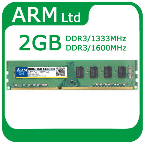 Wholesale DDR3 2GB 4GB 1333MHz 1600MHz RAMs For Desktop PC Memory High Compatible Fast Shipping