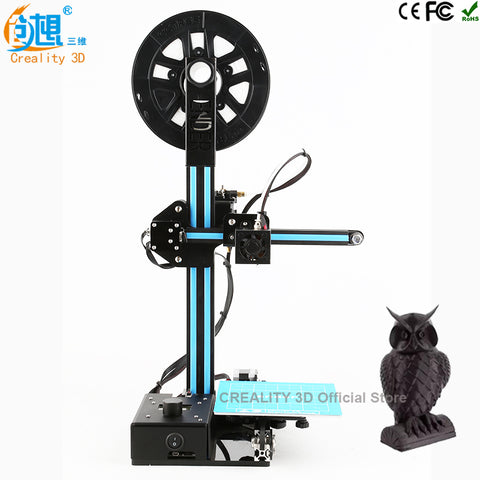 Anniversary Sale CREALITY 3D Cheapest 3D Printer Ender-2 Large Printing Size 3D Metal Printer With PLA Filaments Gift