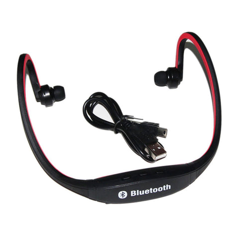2017 Superior Quality Mosunx Sports Wireless Bluetooth Headset Headphone Earphone for Cell Phone Laptop PC AU19