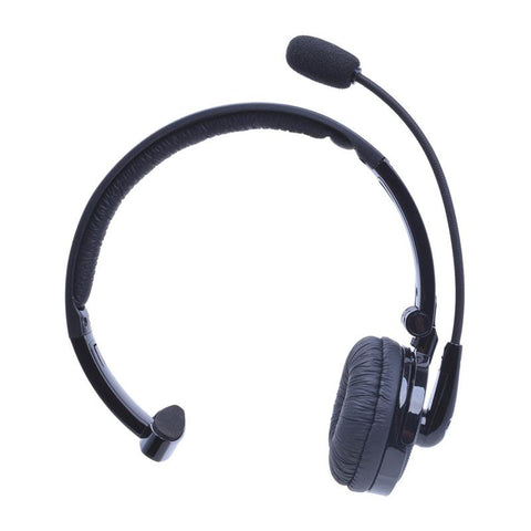 Bluethooth Headset for Car Driver Over the Head Wireless Headphones with Mic Noise Canceling for Mobile / Cell phones