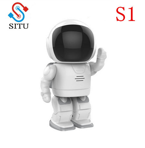 FREE Shipping SITU barand  IP Camera Robot 960P HD WIFI Wireless PTZ Two Way Audio P2P Onvif Night Vision Network Baby Monitor Security Camera
