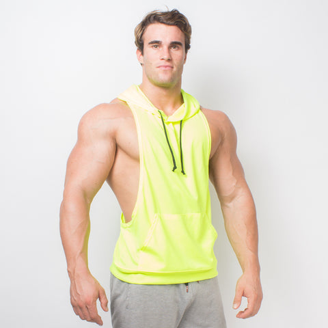 Sleeveless Hoodies Muscle Beach Sexy Stringer Hoodie ZYZZ Hoodie Men Vest Bodybuilding Clothing Sweatshirts Clothes