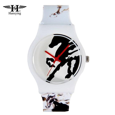 New Horse Quartz Watch