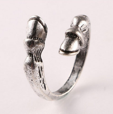 Womens Horseshoe Ring