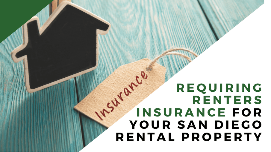 Requiring Renters Insurance for Your San Diego Rental Property