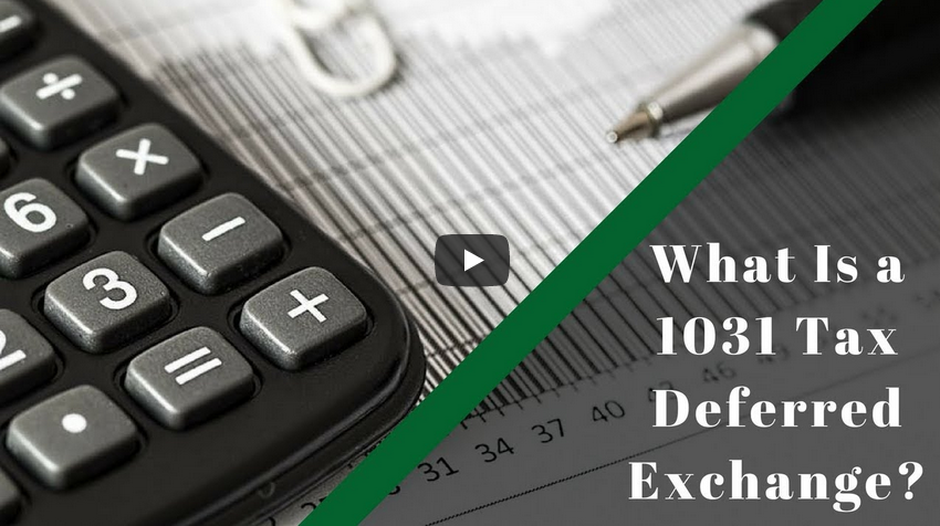 What is a 1031 Tax Deferred Exchange? Education for San Diego Investors