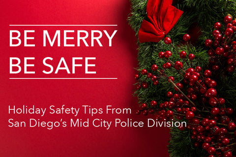 Be Merry and Be Safe