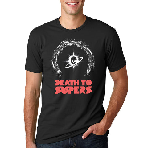 Death To Supers T-Shirt