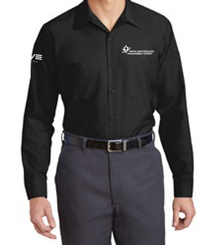 Rapid Unscheduled Disassembly Expert Work Shirt
