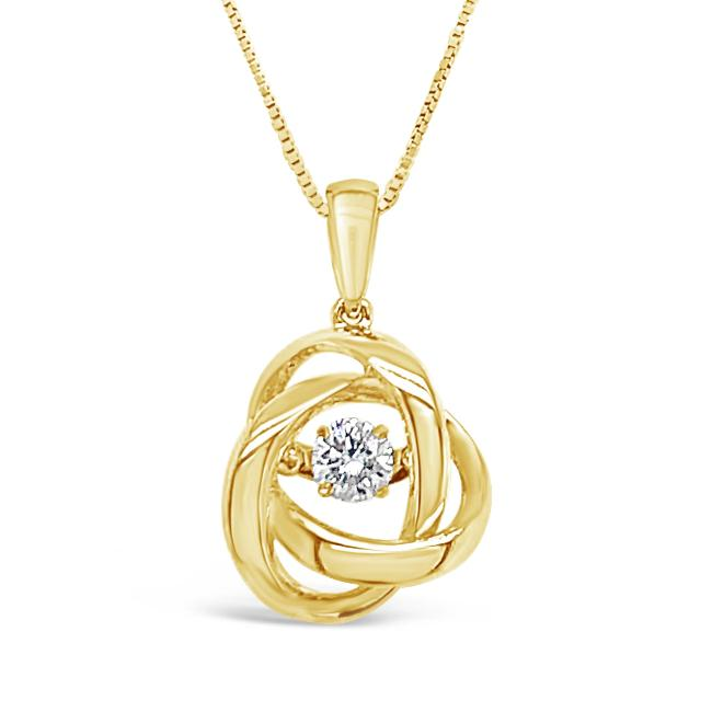 15_Carat_Knot_Diamond_Pendant_in_10K_Yellow_Gold_with_18_Chain