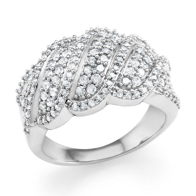 1.00 Carat Diamond Fashion Ring