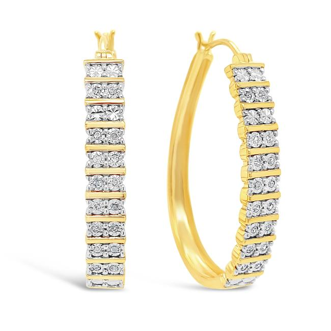 Diamond_Miracles_Collection_14_Carat_Diamond_Hoops_in_GoldPlated_Sterling_Silver