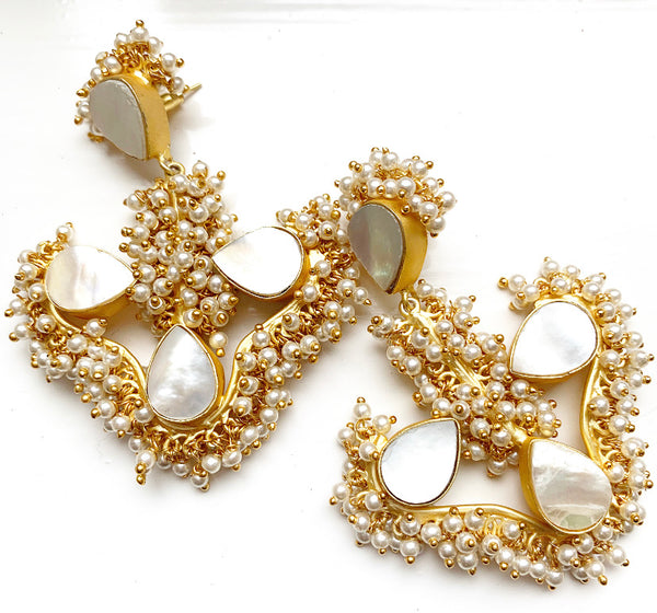 Ishaani Earrings