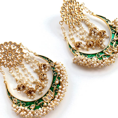 Geeta Green Chandbalis