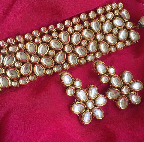 Shree Kundan Choker Set