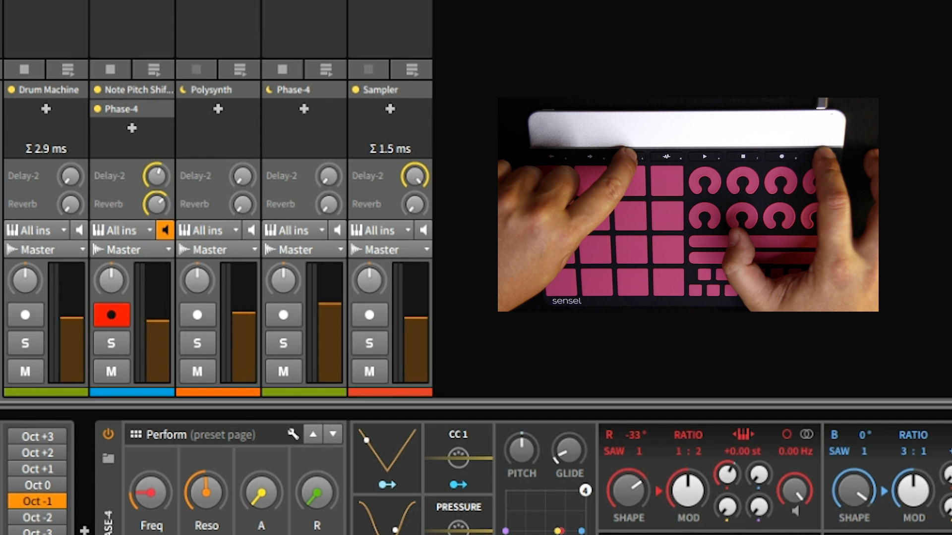 Bitwig Studio Integration