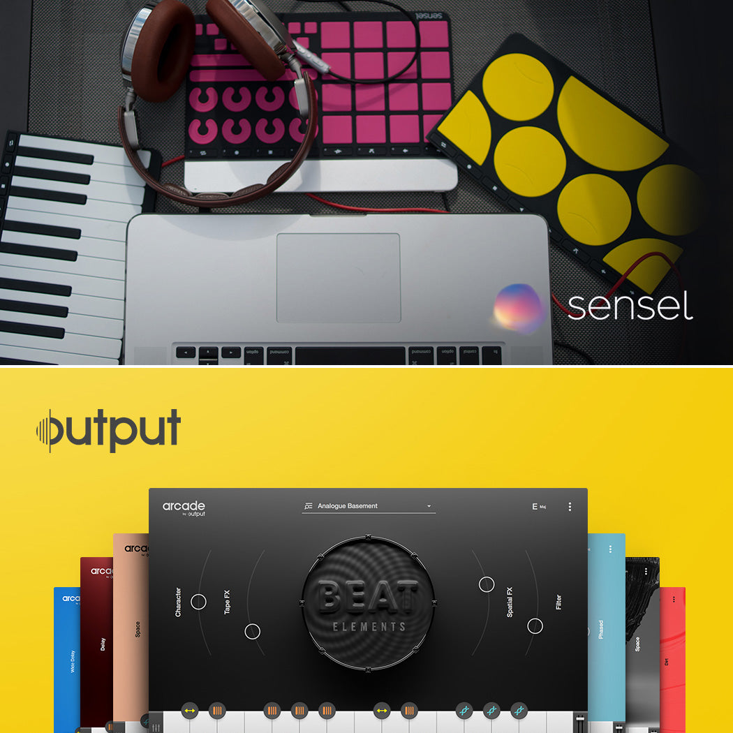 Output + Sensel Studio Playdate Giveaway