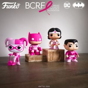 FUNKO BREAST CANCER AWARNESS