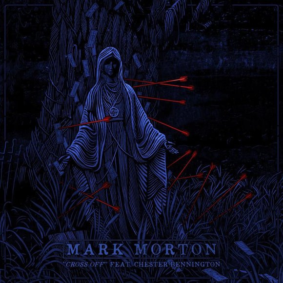 MARK MORTON is set to release solo album March 1st