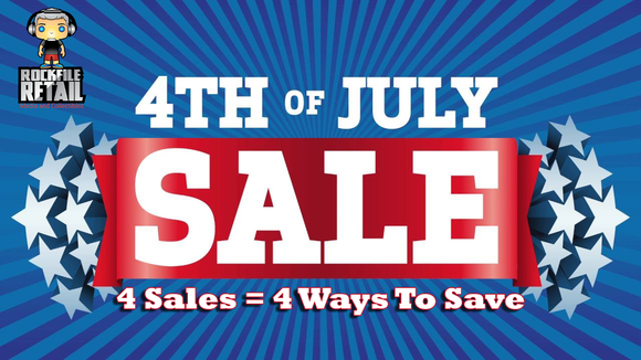 4th Of July Sale 2019