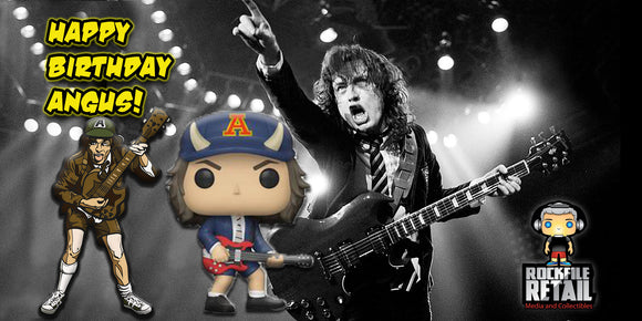 Happy Birthday ANGUS YOUNG