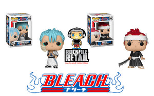 More BLEACH Funko POP!s are on the way