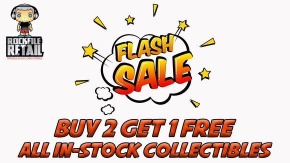 FLASH SALE TODAY ONLY: February 4, 2019