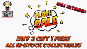 B2G1 FREE FLASH SALE EXTENDED
