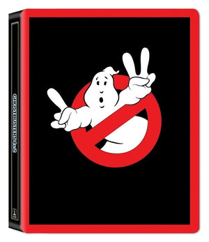 GHOSTBUSTERS 4K STEELBOOK Announcement