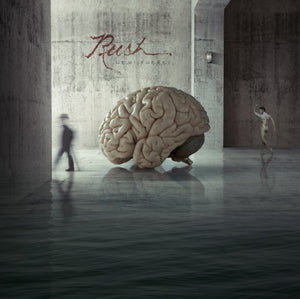 RUSH - Hemispheres 40th Anniversary Edition