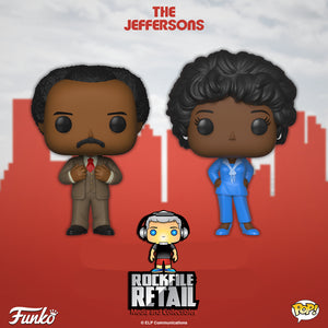 THE JEFFERSONS are moving on up to Funko POP! Television
