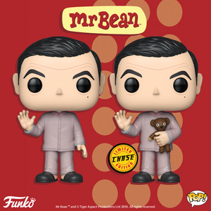 Funko POP! Mr. Bean in Pajamas is coming!
