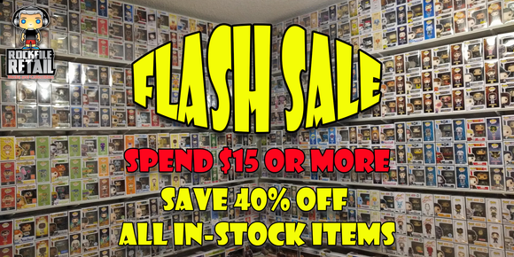 FLASH SALE 10/16
