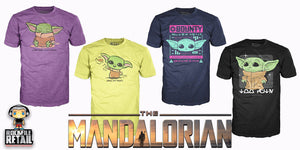 FUNKO TEE! THE MANDALORIAN: THE CHILD