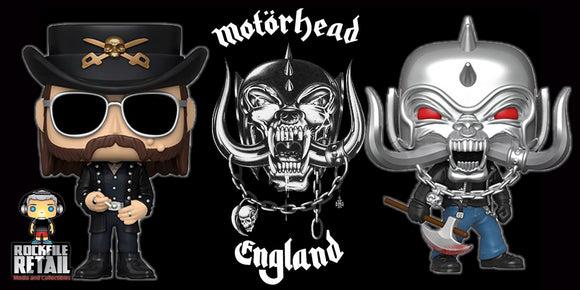 FUNKO POP! Rocks MOTORHEAD