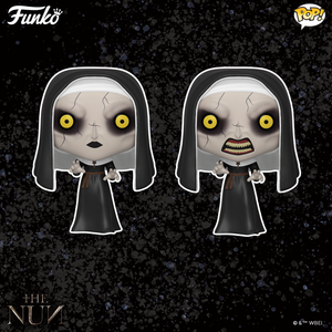 FUNKO POP! Movies THE NUN is Coming Soon