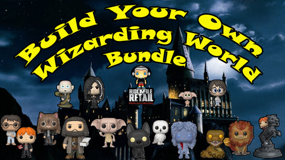 WIZARDING WORLD Build Your Own Bundle Sale