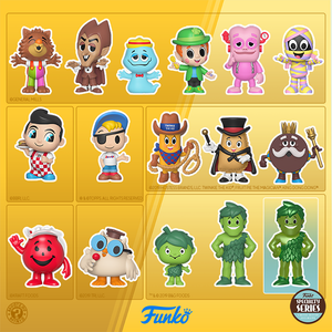 Funko Mystery Minis AD ICONS