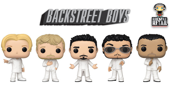 FUNKO POP! ROCKS BACKSTREET BOYS