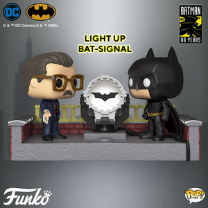 FUNKO POP! Movie Moment BATMAN 80TH
