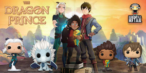 FUNKO POP! ANIMATION THE DRAGON PRINCE