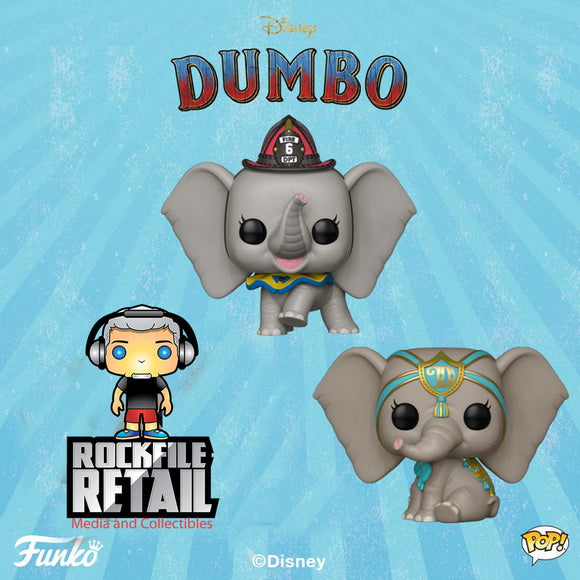 Funko POP! Disney DUMBO (Live) Figures Are Coming Soon