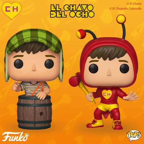 Funko POP! Television EL CHAVO is coming