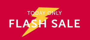 Monday Blues Flash Sale