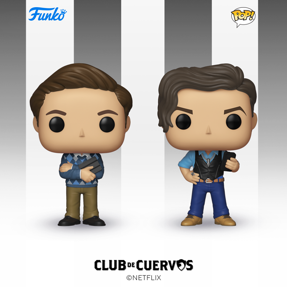 Pop! Television: CLUB DE CUERVOS Coming Soon